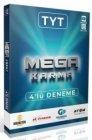 Gezegen Yayınları 2021 TYT Mega Karma 4 lü Deneme