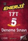 Palme Yayınları TYT Enerji 5 Deneme Sınavı