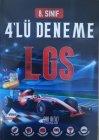 Son Viraj Yayınları 8. Sınıf LGS 4 lü Deneme
