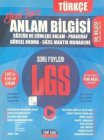 Yeni Tarz Yayınları 8. Sınıf LGS Anlam Bilgisi Soru Föyleri
