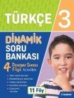 Tudem Yayınları 3. Sınıf Türkçe Dinamik Soru Bankası