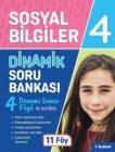 Tudem Yayınları 4. Sınıf Sosyal Bilgiler Dinamik Soru Bankası