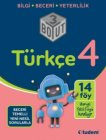 Tudem Yayınları 4. Sınıf Türkçe 3 Boyut