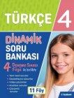 Tudem Yayınları 4. Sınıf Türkçe Dinamik Soru Bankası