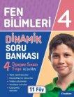 Tudem Yayınları 4. Sınıf Fen Bilimleri Dinamik Soru Bankası