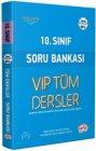 Editör Yayınları 10. Sınıf VIP Tüm Dersler Soru Bankası