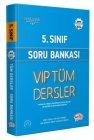 Editör Yayınları 5. Sınıf VIP Tüm Dersler Soru Bankası Mavi Kitap