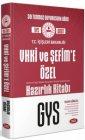 Data Yayınları İçişleri Bakanlığı VHKİ ve Şefim e Özel GYS Hazırlık Kitabı