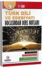 Kurul Yayıncılık 9. Sınıf Türk Dili ve Edebiyatı Hocasından Ders Notları