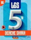 Yeni Tarz Yayınları 8. Sınıf LGS 5 li Deneme