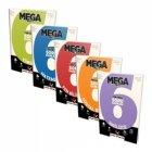 Cevap yayınları 6.Sınıf MEGA 6 Tüm Dersler Soru Bankası Seti