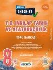 Okyanus Yayınları 8. Sınıf T.C İnkılap Tarihi ve Atatürkçülük Kendini Check Et Soru Bankası