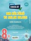 Okyanus Yayınları 8. Sınıf Din Kültürü ve Ahlak Bilgisi Kendini Check Et Soru Bankası