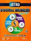 Mozaik Yayınları 5. Sınıf Sosyal Bilgiler İntro Defter Kitap