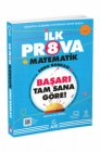 Arı Yayıncılık 8. Sınıf İlk Prova Matematik Soru Bankası