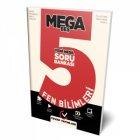 Cevap Yayınları 5.Sınıf MEGA 5 Fen Bilimleri Soru Bankası