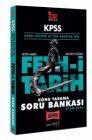 Yargı Yayınları 2022 KPSS Genel Kültür ve Tüm Adaylar İçin Fethi Tarih 2150 Soru Konu Tarama Soru Bankası