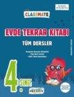 Okyanus Yayınları 4. Sınıf Tüm Dersler Classmate Evde Tekrar Kitabı