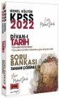 Yargı Yayınları 2022 KPSS Divanı Tarih Soru Bankası
