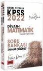 Yargı Yayınları 2022 KPSS Divanı Matematik Soru Bankası
